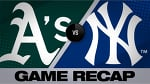 Profar, Anderson lead A's past Yankees | Athletics-Yankees Game Highlights 8/30/19