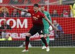 «Манчестер Юнайтед» внёс Джонса в заявку на Лигу Европы