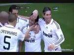 Первый гол Марсело за Реал Мадрид