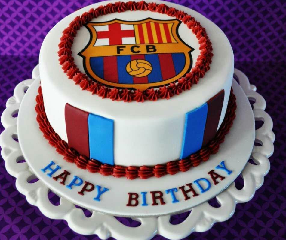 Поздравление с днем рождения от барселоны