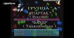21 год назад московский «Спартак» забил 19 голов чемпиону Таджикистана