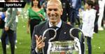 Зидан выиграл 9 из 9 финалов в качестве тренера «Реала»