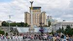 Почти половина граждан Украины хорошо относится к России, показал опрос