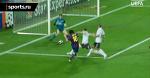 У «Барселоны» есть такая традиция - забивать между ног голкиперам английских клубов
