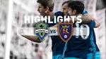 Highlights: Seattle Sounders FC vs Real Salt Lake