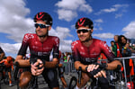 Brexit with Wout Poels and early nights with Ian Stannard: The story of Owain Doull's first Grand Tour - Cycling Weekly