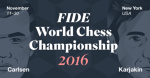 FIDE World Chess Championship 2016
