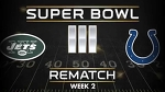Jets vs. Colts (Week 2) Preview   Super Bowl III Rematch   NFL