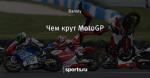 Чем крут MotoGP