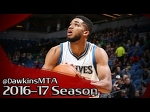 Karl-Anthony Towns Full Highlights 2016.10.19 vs Grizzlies - 31 Pts, 17-17 FTM!