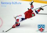 H2H КХЛ - итоги четвертого тура - Больше чем цифры - Блоги - Sports.ru
