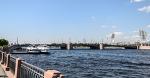 В Петербурге началась подготовка к реконструкции Тучкова моста