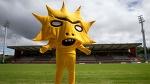 Partick Thistle seek fan for 'scary' Kingsley mascot job - BBC News