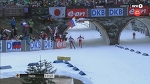 Anton Shipulin vs Emil Hegle Svendsen - FINISH of the relay - Hochfilzen 2015
