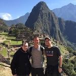 Oswego Native Meets Blackhawks Star Hiking Through Peru | Only Oswego