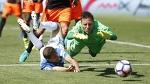 Valencia: Diego 'parapenaltis' Alves lo vuelve hacer y entra en la historia de LaLiga - Marca.com