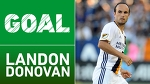 GOAL: Landon Donovan scores first goal since coming out of retirement