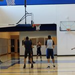 "Michael Kinney on Instagram: ""This Andre Roberson vs Alex Abrines 3-point shooting display is fascinating.  #thunder"""
