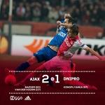 «Аякс» - «Днепр»: кровью, слезами и потом - Wij zijn Ajax - Блоги - Sports.ru