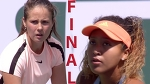 Osaka vs Kasatkina Full Highlights / BNP Paribas Open 2018 / Final - YouTube