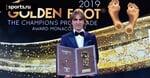 Модрич получил приз Golden Foot-2019