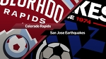 Highlights: Colorado Rapids vs. San Jose Earthquakes | May 13, 2017 - YouTube