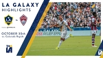 HIGHLIGHTS: LA Galaxy vs. Colorado Rapids | October 30, 2016