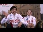 2016 World Junior Championships. Junior Pairs - FP. Anastasia MISHINA / Vladislav MIRZOEV