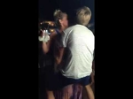 Peter Crouch Ibiza Dancing - Peter Crouch Dancing Ibiza -Peter Crouch Off His Nut Dancing Loosing It