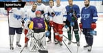 Орлов, Чинахов и другие. Как играть в хоккей, будучи незрячим