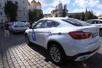 Победительница Олимпиады в Рио продала подаренный в Кремле BMW X6