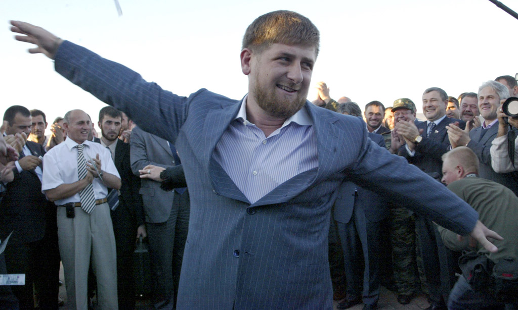Бои с участием детей не нарушали их прав, они просто показали шоу, - детский омбудсмен в Чечне - Цензор.НЕТ 1672
