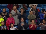 Figure Skating. Cup of China. Victory Ceremonies. 19.11.2016
