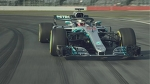 A New Era Begins: First Laps with the 2018 Mercedes F1 W09
