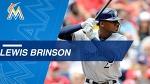 Top Prospect: Lewis Brinson, OF, Marlins