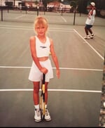 """Maria Sharapova on Instagram: """"Tennis showed me the world—and it showed me what I was made of. It's how I tested myself and how I measured my growth. And so in whatever I…"""""""