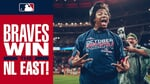 Braves clinch NL East