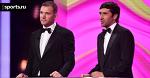 Рауль и Шевченко провели церемонию вручения спортивных наград «Laureus»