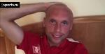 Глушаков побрился наголо, несмотря на поражение сборной России