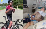 Chris Froome back on bike for first time since horror crash - Cycling Weekly