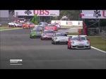 Porsche Super Cup Monza 2016 Cullen Flips