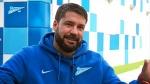#Ask на «Зенит-ТВ»: тренер по физподготовке «Зенита»-2 Дани Пастор Бехарано