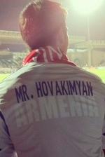 Mr. Hovakimyan, Mr. Hovakimyan