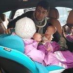 "Ole Einar Bjørndalen on Instagram: ""Favorit toys of Xenia - those baby-dolls - helps us so much on long car driving.  Любимые Ксенины игрушки - эти бэйби-куколки,  очень…"""