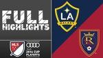 EXTENDED HIGHLIGHTS: LA Galaxy 3-1 Real Salt Lake