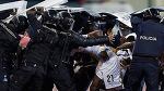 Полуфинал Кубка Африки, который едва не сорвали болельщики - Фото блог - Блоги - Sports.ru