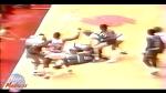 Ralph Sampson vs Jerry Sichting Fight! (1986 NBA Finals)