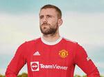 «Юнайтед» представил домашнюю форму на сезон 2021/22