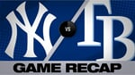 Choi delivers a walk-off homer in the 12th | Yankees-Rays Game Highlights 9/24/19