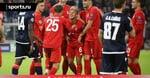 Взломали автобус. «Бавария» на старте Лиги чемпионов громит «Црвену Звезду»